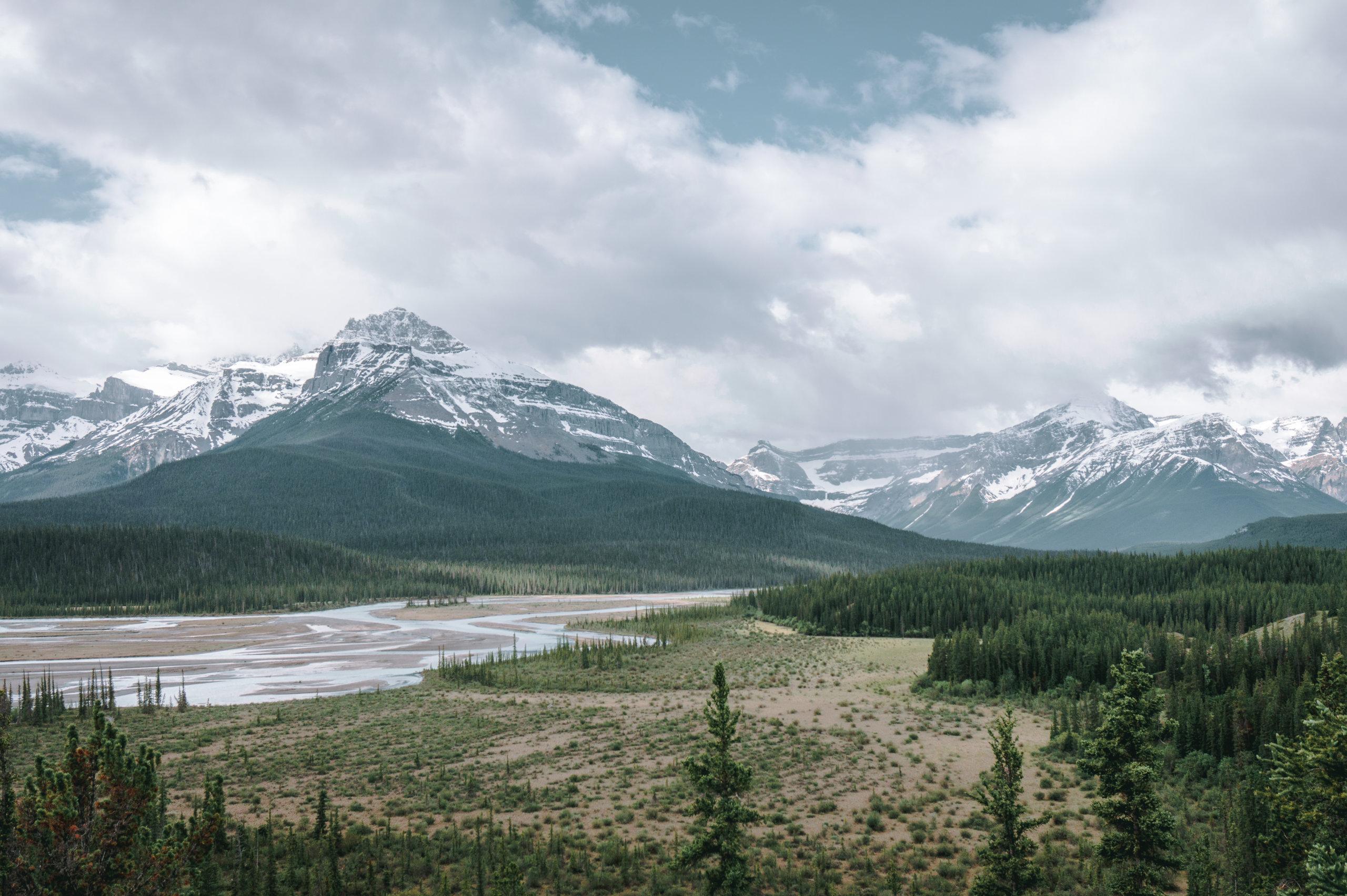 Saskatchewan Rivercrossing