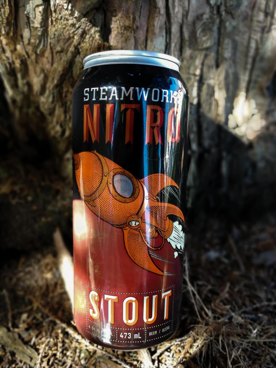 Steamworks - Nitro Stout