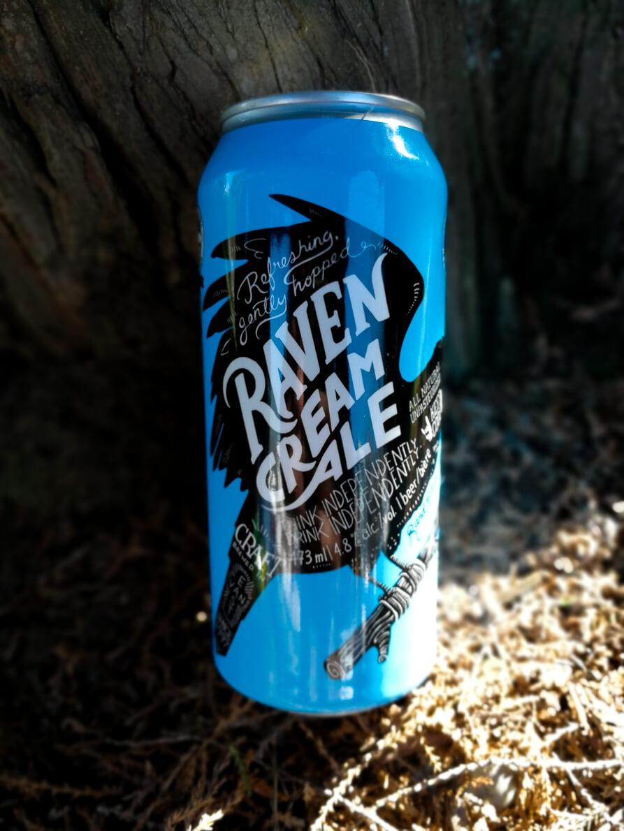 R&B Brewing EastVan - Raven Cream Ale