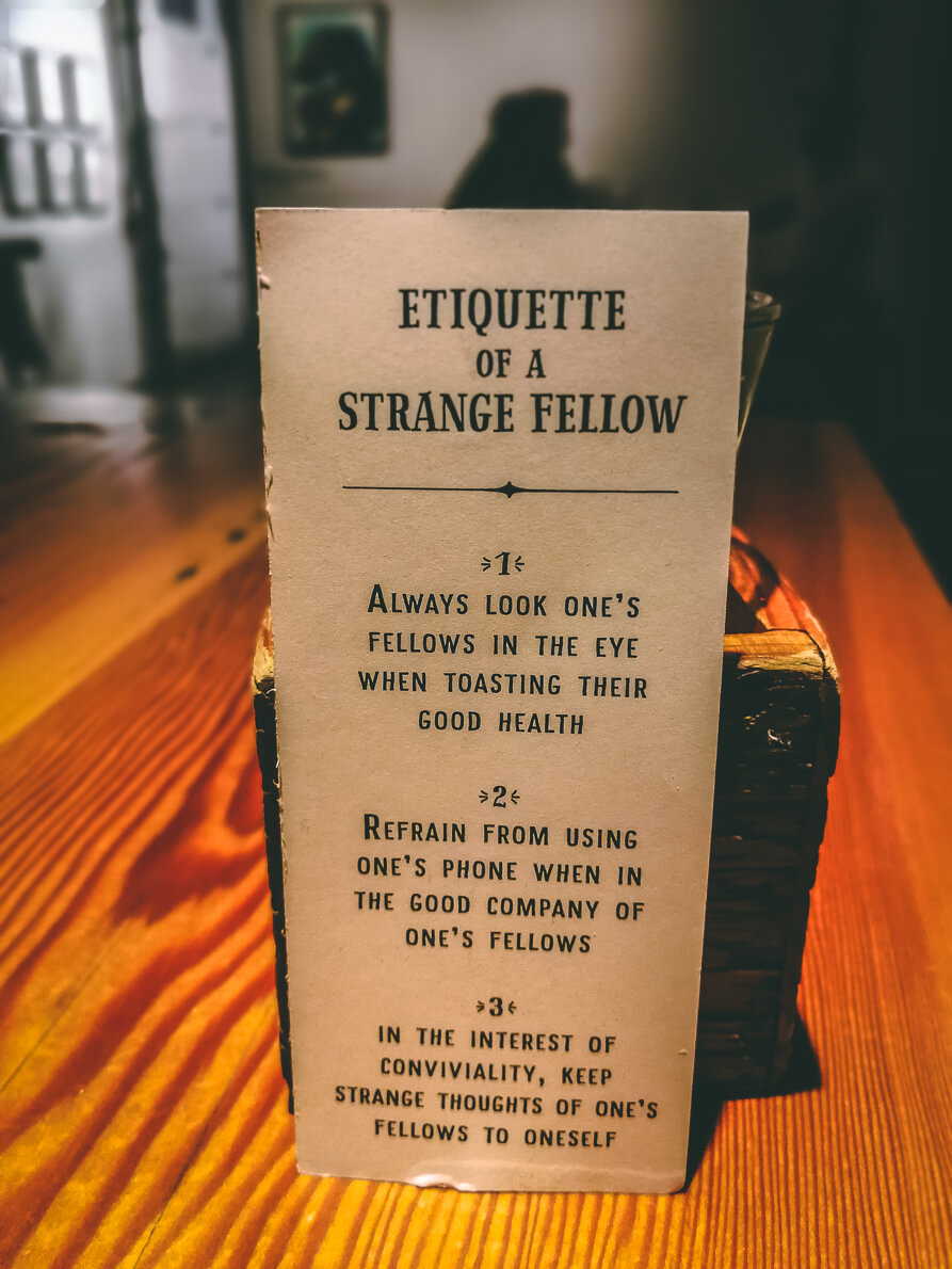 Stange Fellows Brewery