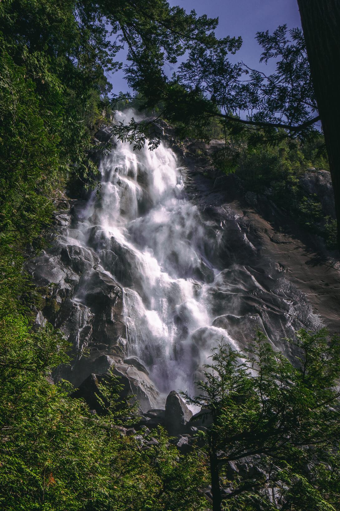 Shannnon Falls