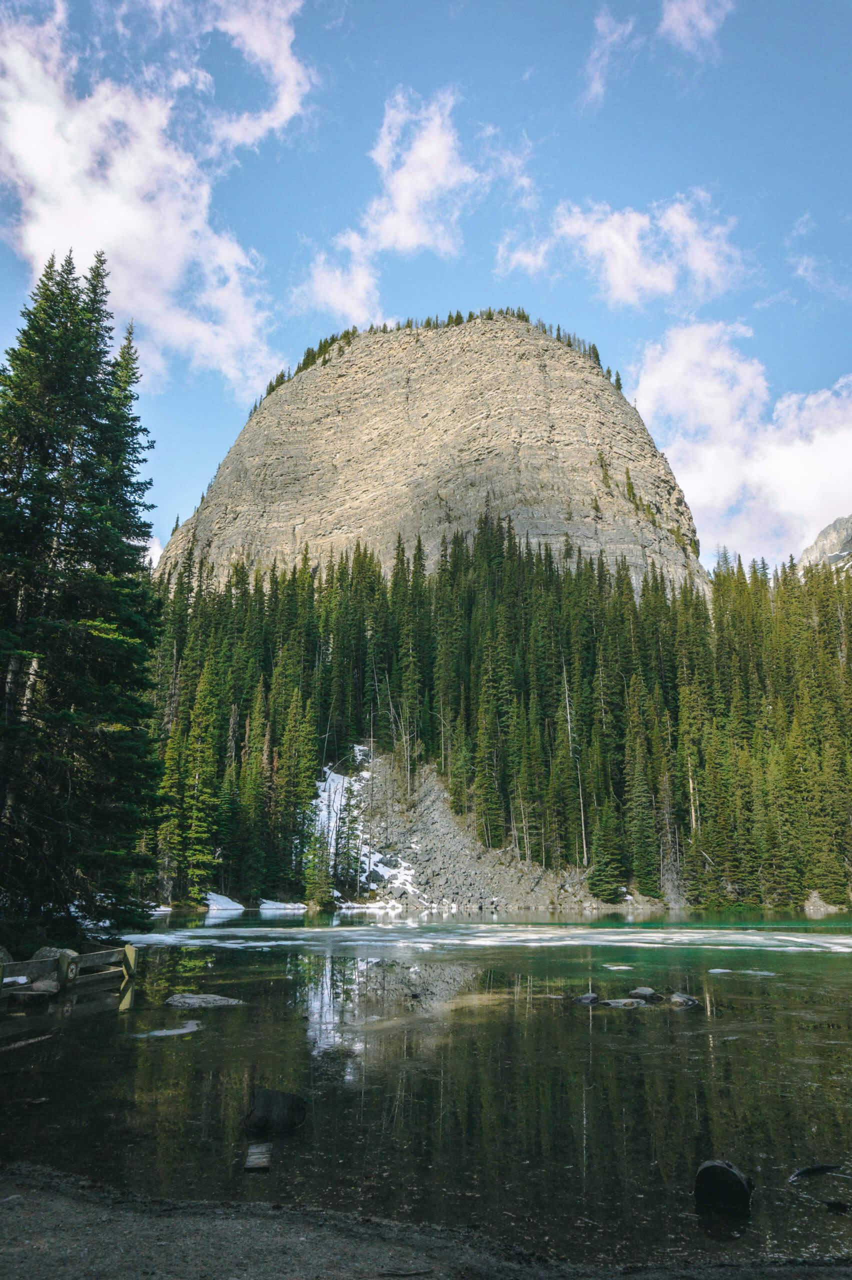 Mirror Lake und Big Beehive