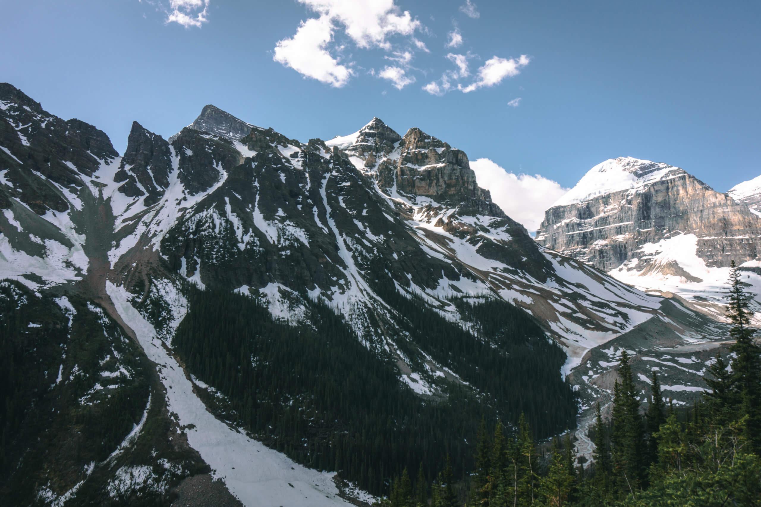 Lake Louise: Plain of 6 Glaciers hike