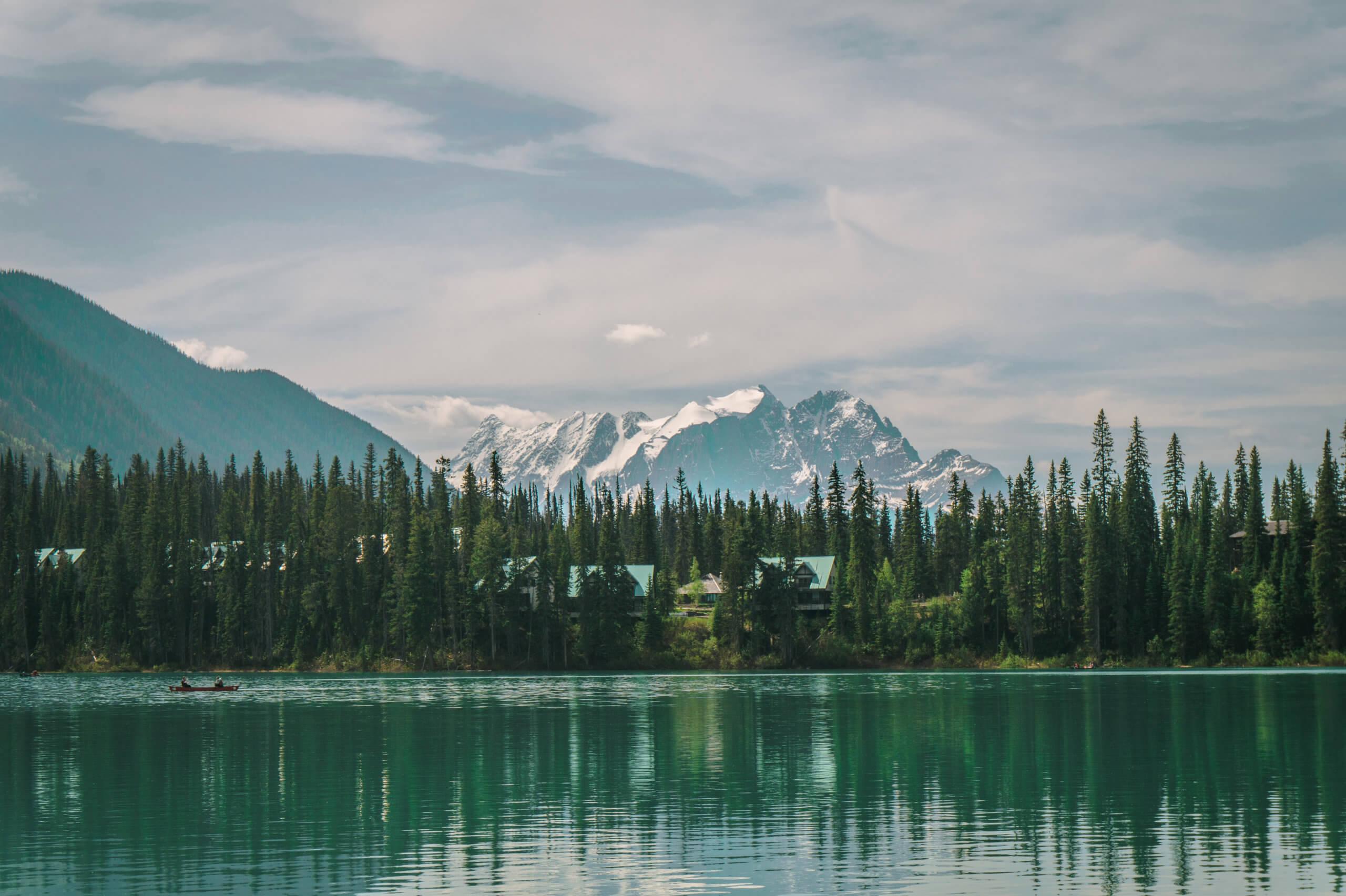 Emerald Lake und Lodge