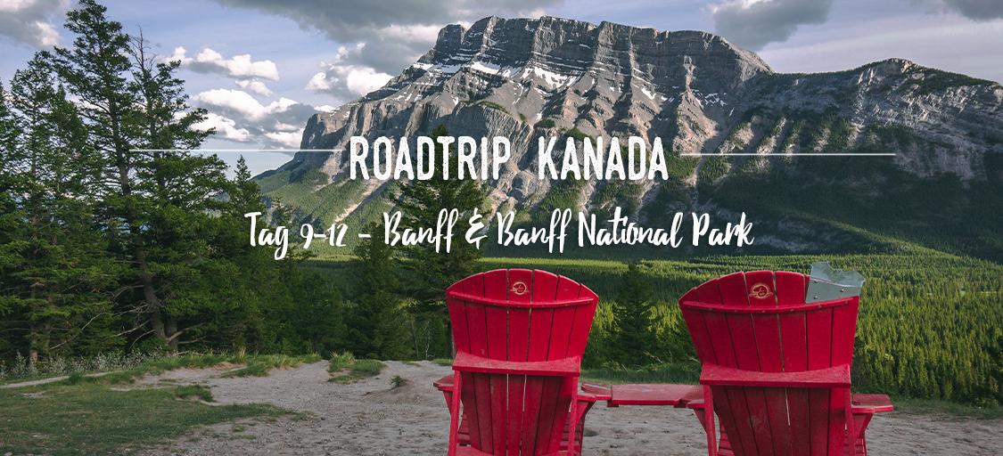 Vorschaubild Banff & Banff National Park